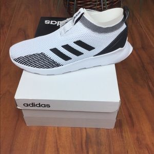 NEW ADIDAS QUESTAR RISE SOCK PULL ON SNEAKERS